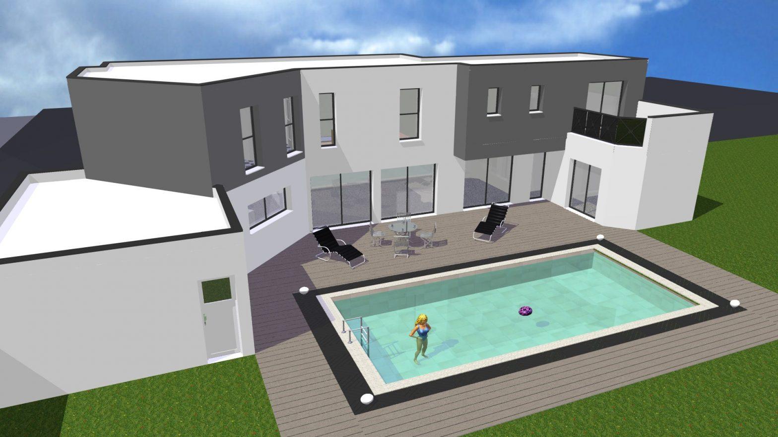 habitat conception construire à vos mesures sur le 49