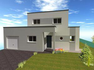 Prochaine réalisation Habitat Conception sur la commune de la Chapelle d'Aligné (72) :