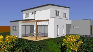 Habitat Conception : Prochaine réalisation sur Saint Sylvain d'Anjou