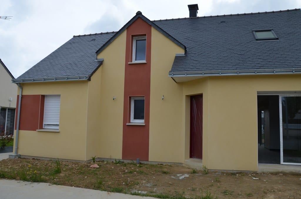 maison, etage, comble, toiture ardoise, andard