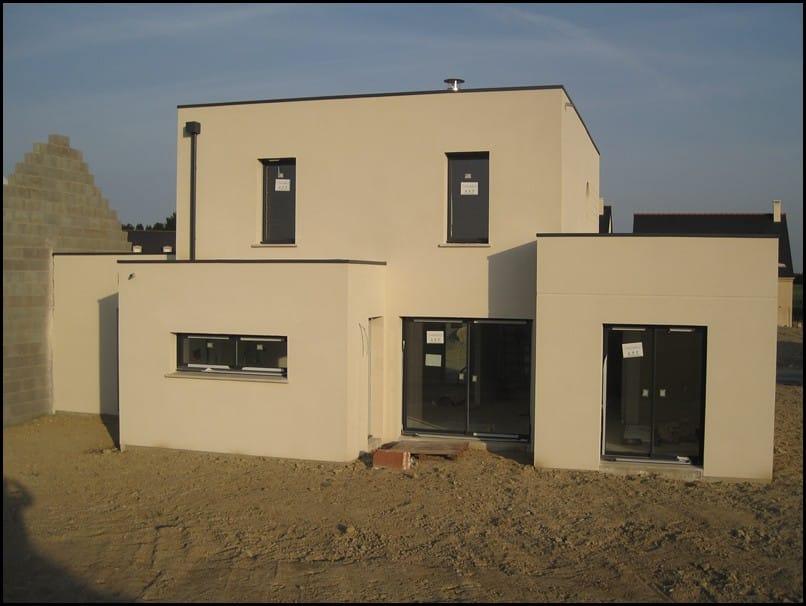 maison etage r+1 toit terrasse toit plat murs-erigné 49