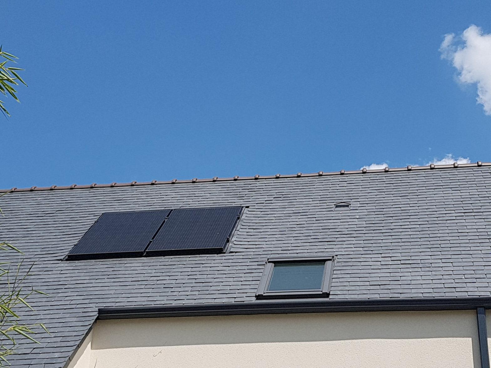 panneaux photovoltaique chaudiere gaz 49800 andard