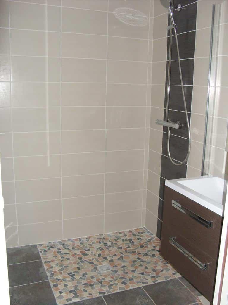 sanitaire faience douche italienne meuble saint george sur loire 49