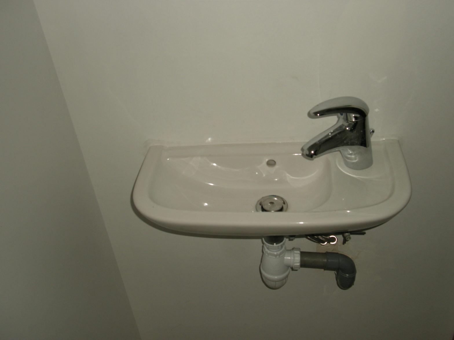 sanitaire faience evier lavabo concerto lave main cedeo 49800 sarrigné